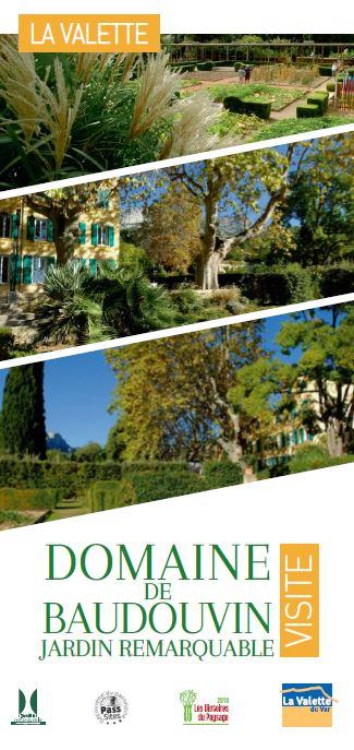 Couverture Domaine de Baudouvin – Jardin remarquable